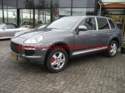 Cayenne Turbo facelift 2008 conversion