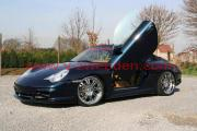Porsche 996 3.4 converted to 996 3.6 - Look