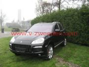 Cayenne Turbo 2004 complete conversion to 2008 model