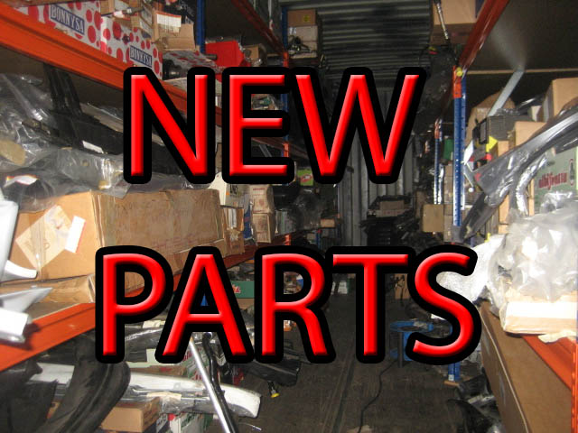 NEW PARTS LIST